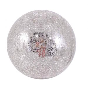 LED-Ball—Silver—Cracked-Glass