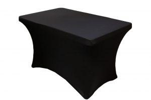 Banquet – Spandex – Black 6′