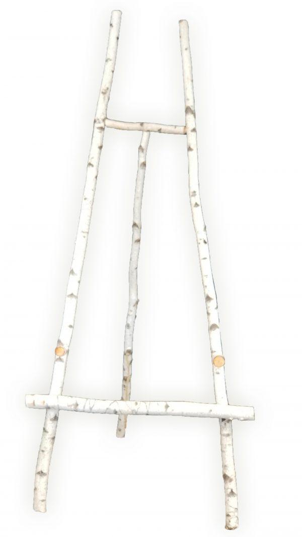 Birch-Pole-Easel