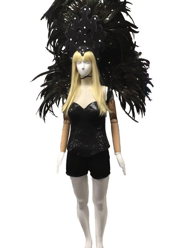 Black Swan Showgirl