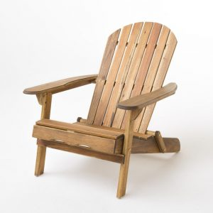 Chair – Adirondack – Wood – Folding (002)