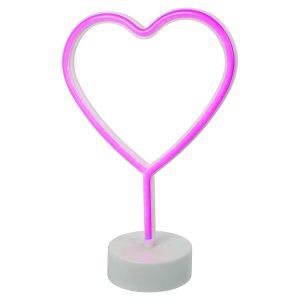 LED Heart Neon Light1