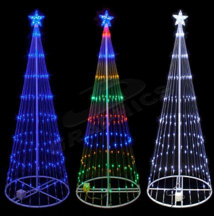LED Showmotion Tree – 9 Foot