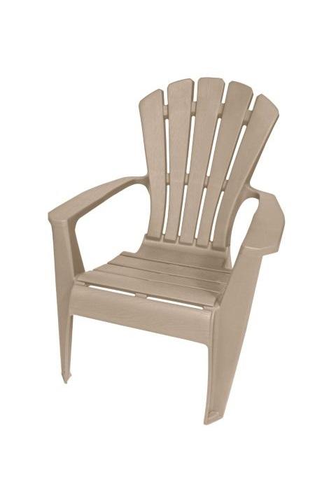 Adirondack Chair – Beige