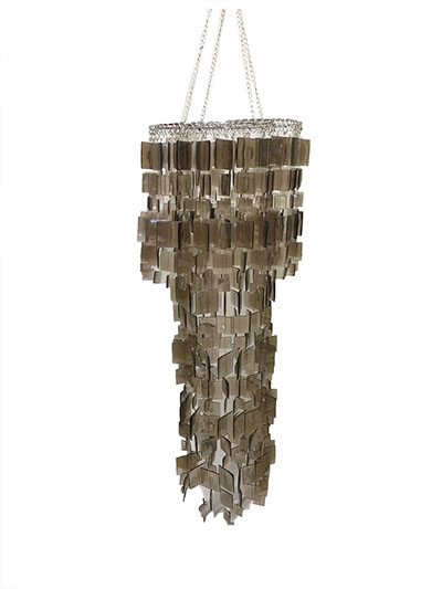 Chandelier – Taupe