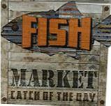 Coroplast – Market Sign – Fish