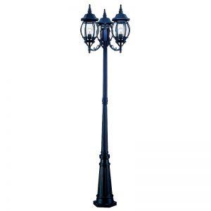 Street Lamps- Black -2