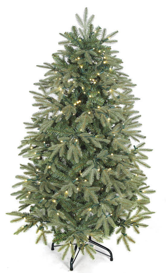 Tree – Blue Spruce 4.5 feet with Lights