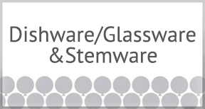 Dishware | Glassware | Flatware