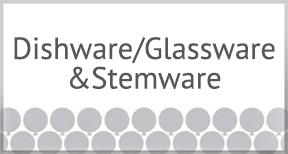 Dishware | Glassware | Flatware
