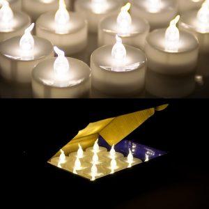LED Candle – Tealight – Warm White