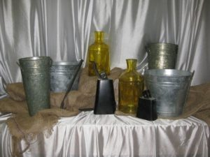 Country Western Accessory Set (1)