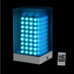 Cubed Remote LED Light