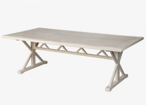 Harvest Table – Mayflower- Whitewash