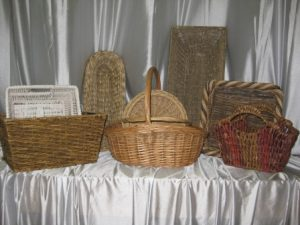 Baskets – Assorted