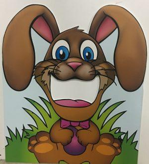 Coroplast – Bunny