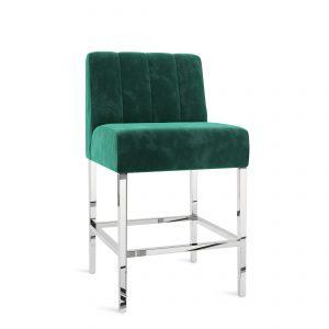 Kincaid Chair Skin 30- Emerald Velvet