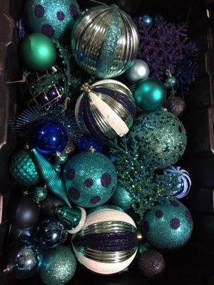 Ornaments – Blue
