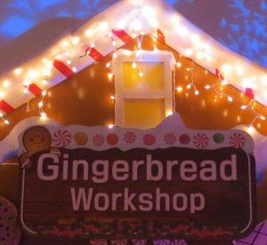 Sign – Gingerbread Workshop