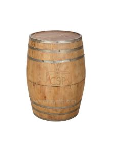Wooden Barrel – Stacking