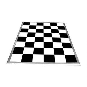 Dance Floor Tile – Black