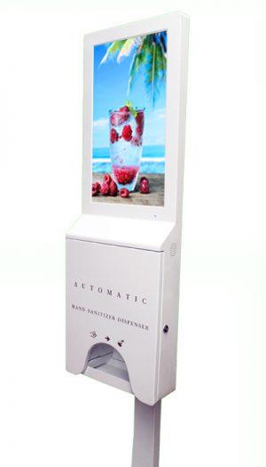 Hand Sanitizing Station – LED – 1