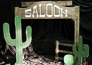 Saloon Arch Set – 3