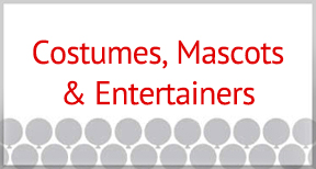 Costumes, Mascots & Entertainers
