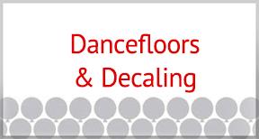 Dance floors & Decaling