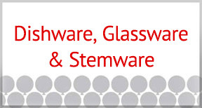Dishware | Flatware | Glassware