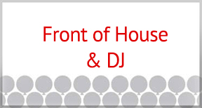 Front of House & DJ