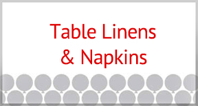 Table Linens & Napkins