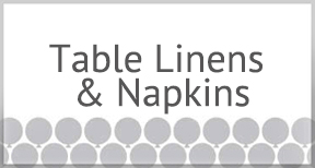 Table Linens & Napkins