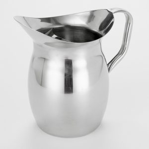 Water Pitcher – Stainless Steel -2