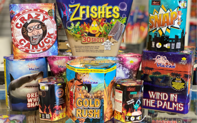 Fireworks Packages