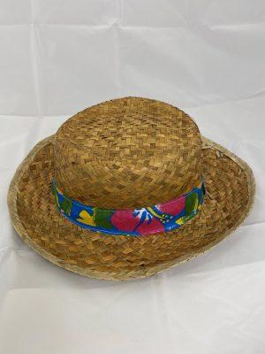 hawaiian straw hat for attendants