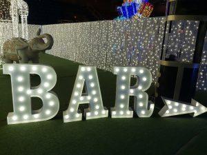 BAR Marquee Light